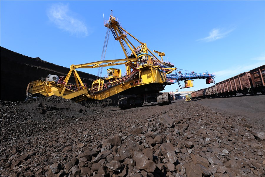 Замарт текущего 2018г. вКемеровской области добыли 21 млн тонн угля