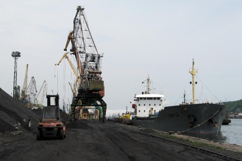 Путин пообещал разобраться спроблемой угольной пыли вНаходке