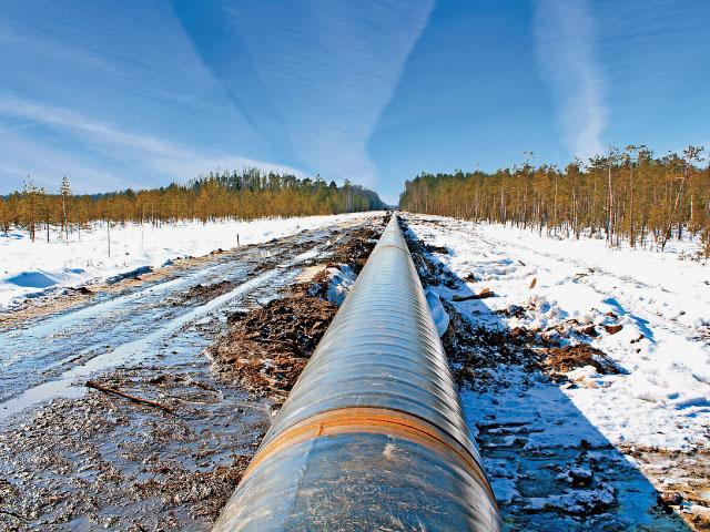 «Газпром» в 2017-ом планирует построить 600км газопровода «Сила Сибири»
