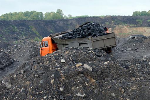 Работники ФСБ задержали похитителя 1200 тонн угля сразреза «Черемховуголь»
