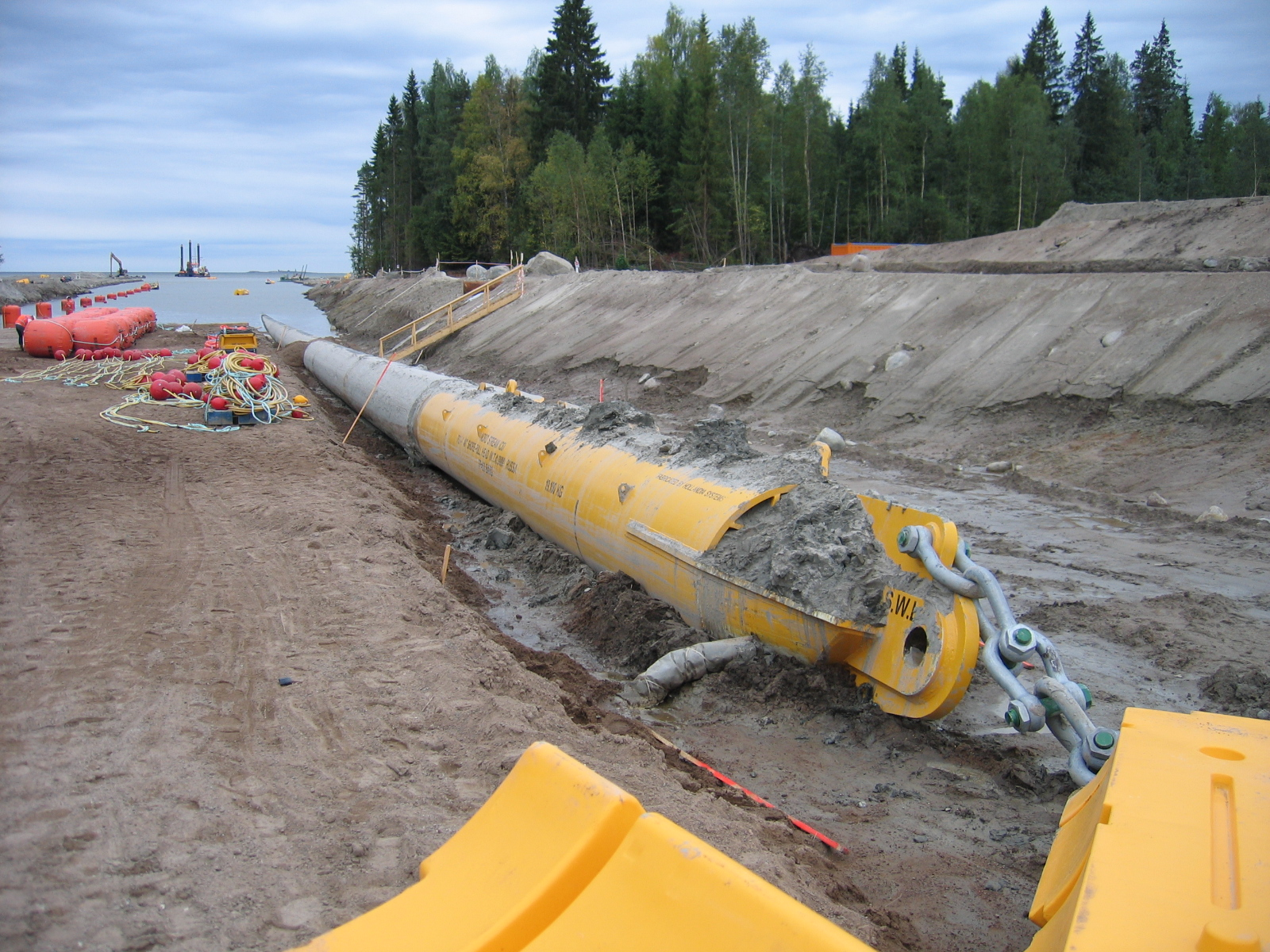 «Транснефть» ввела вэксплуатацию магистральный нефтепродуктопровод проекта «Юг»