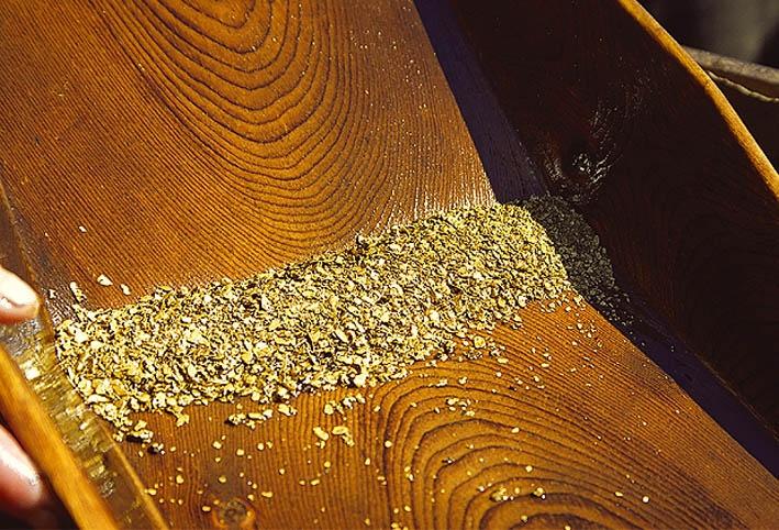 Как сделать золота своими руками 12