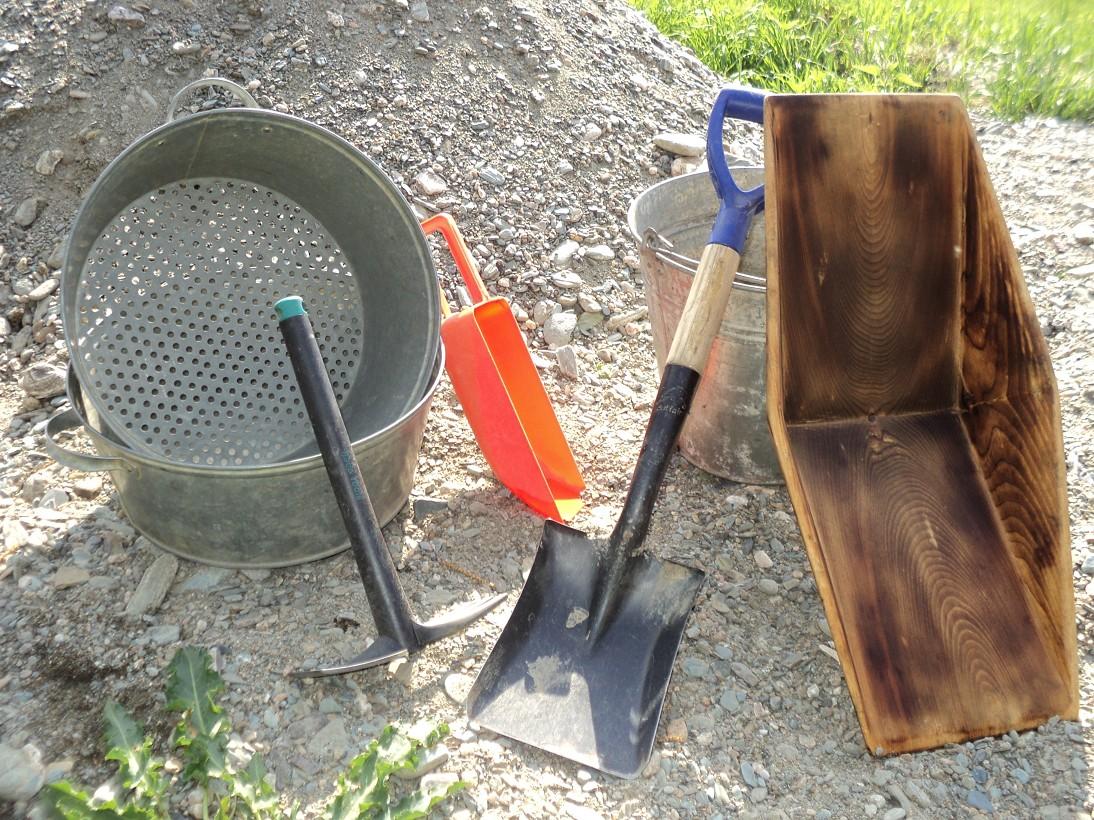 Инструменты для добычи золота своими руками 64
