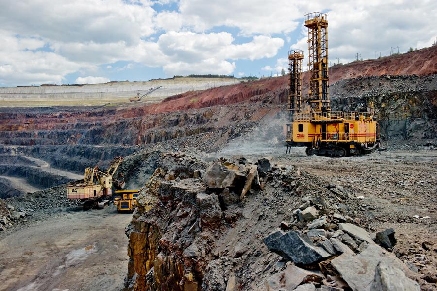 Ржд михайловский рудник москва
