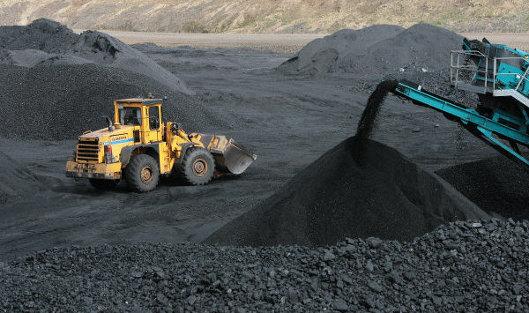 Volvo будет перевозить Апсатский уголь